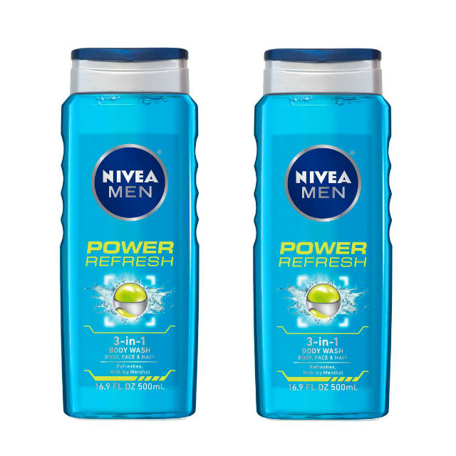 Nivea Men Power Refresh Body Wash