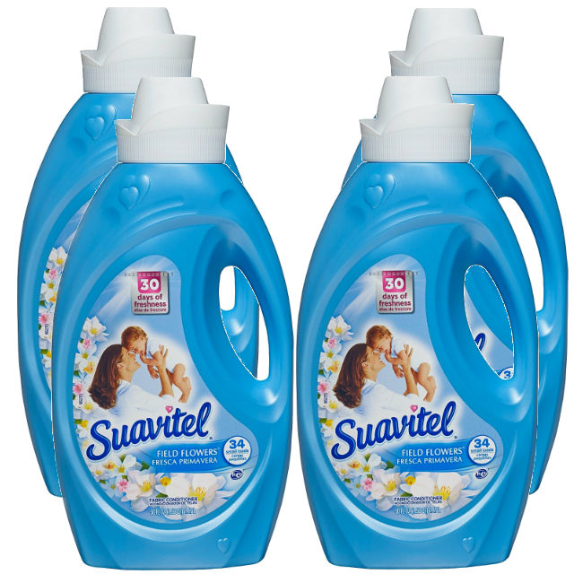 Suavitel Lquid Fabric Softener