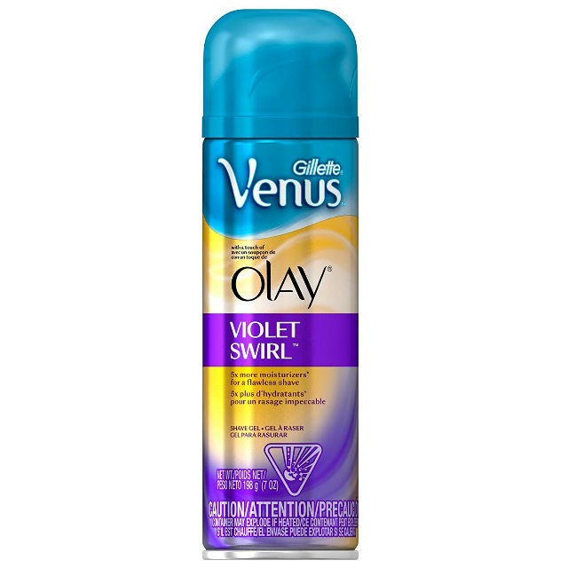 Crema de Afeitar Gillette Venus Olay