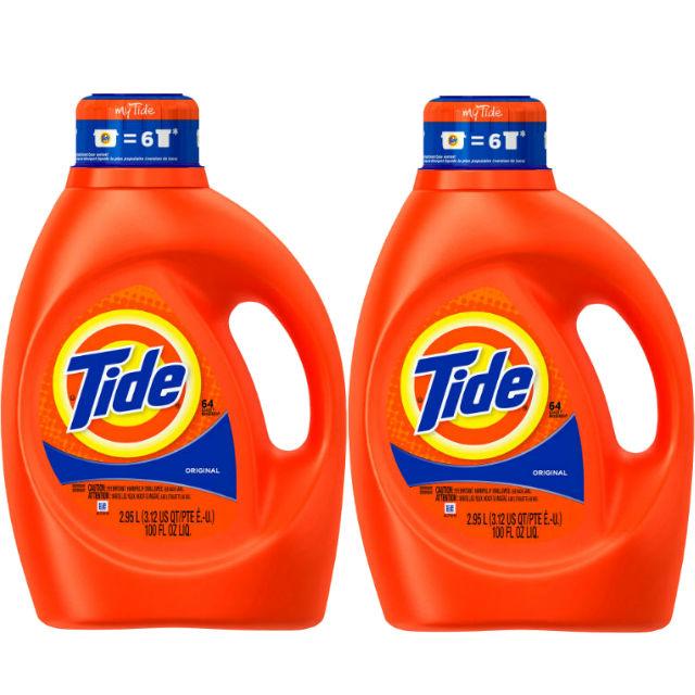 Detergente Liquido Tide de 100 oz