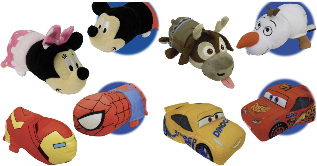 Disney FlipaZoo Plush Toys