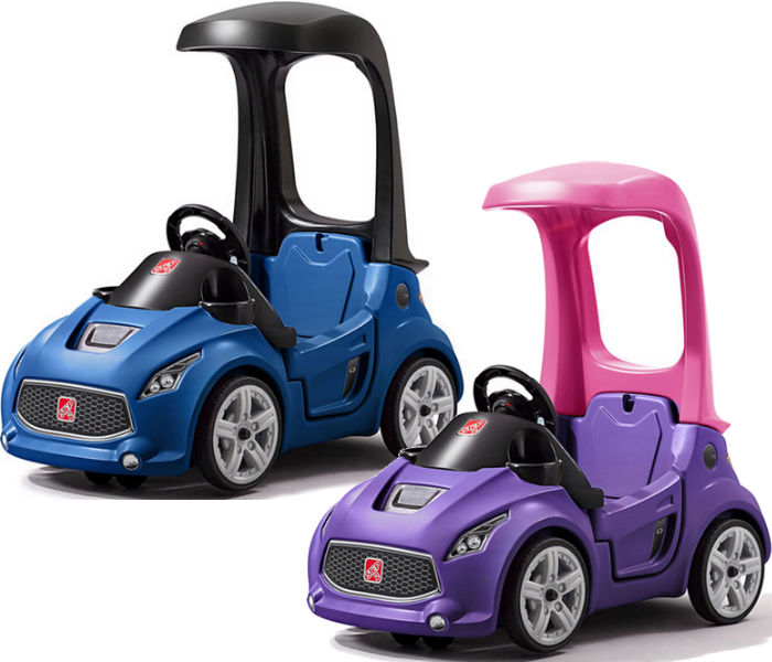 Step2 Turbo Coupe Ride On a solo $39.99 en JCPenney (Reg $70)