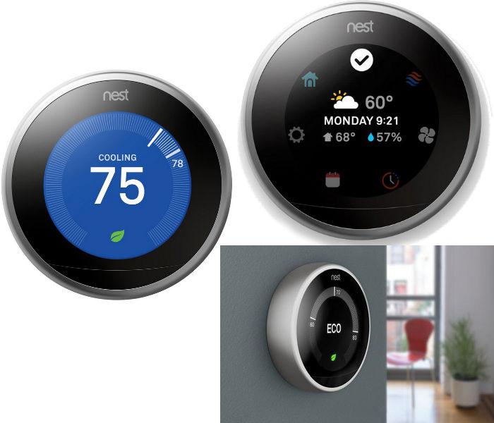 termostato nest 3ra generaci n a solo 199 en home depot