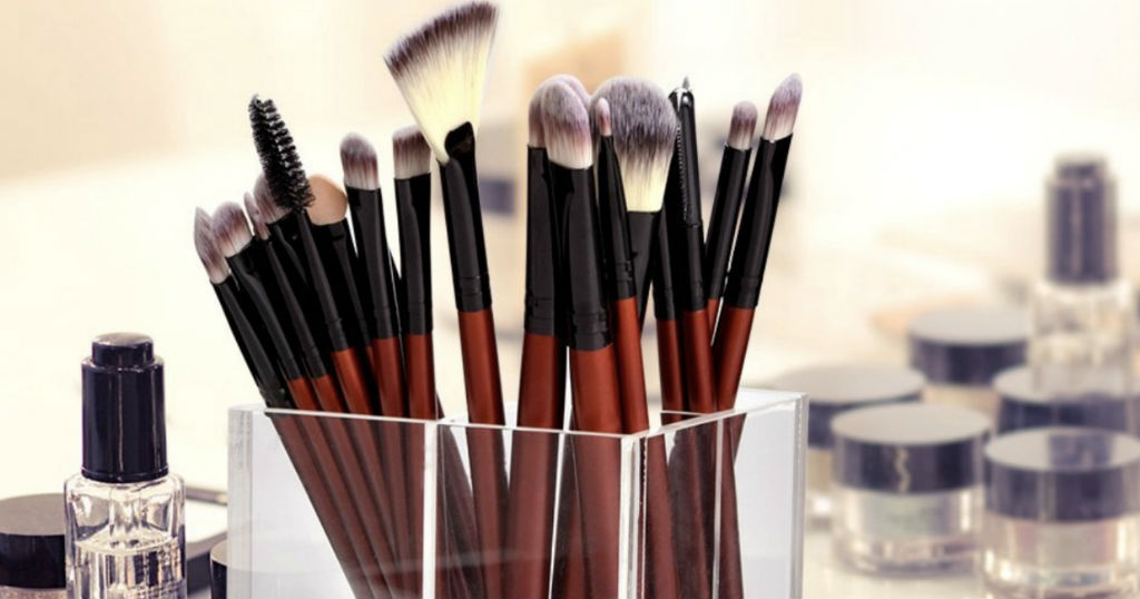 Brochas para Maquillaje Anjou de 24 pc - Amazon