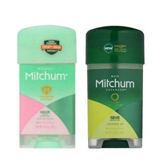Desodorantes Mitchum o Lady Mitchum