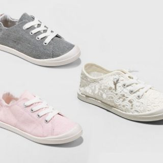 Girls' Mad Love sneakers