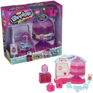 Shopkins Cupcake Queen Café