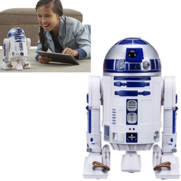 Star Wars The Last Jedi Smart R2-D2 a solo $22.99 en Walmart