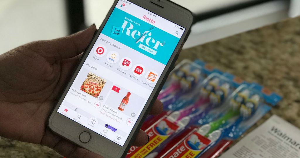 5 Razones para utilizar la app Ibotta y ahorrar dinero