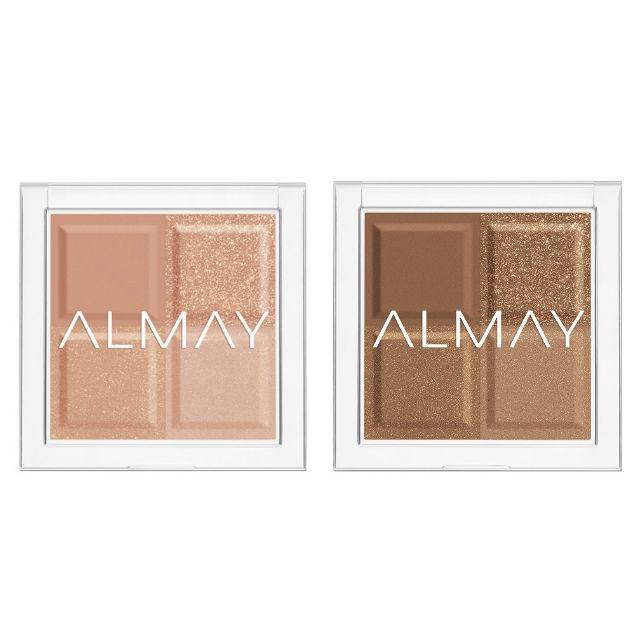 Almay Eyeshadow Squad