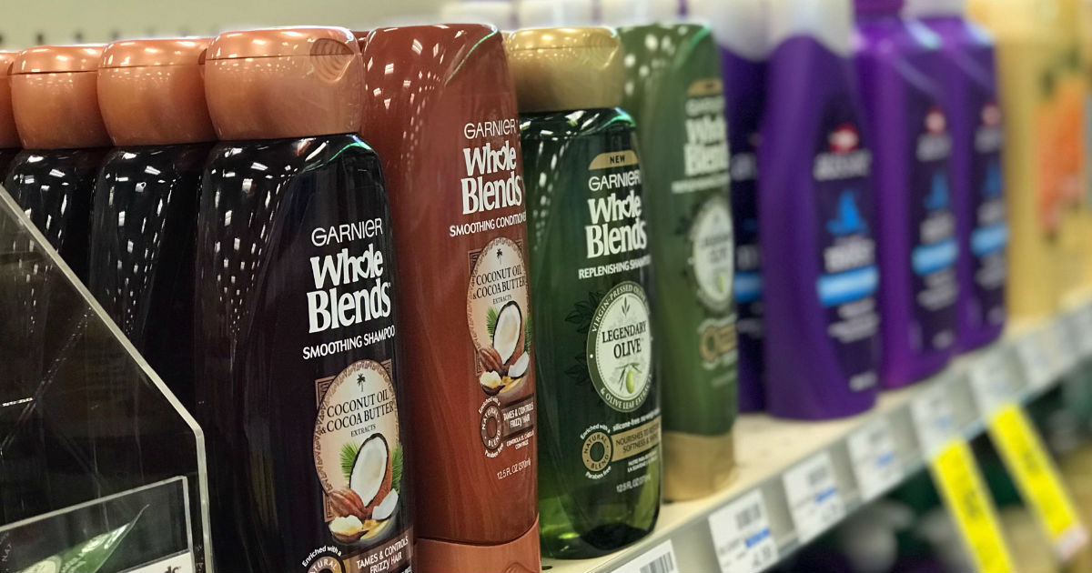 Garnier Whole Blends Hair Care