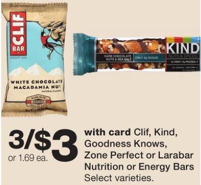 Kind - Walgreens Ad 5-27-18