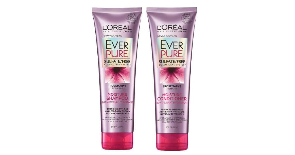 L'Oreal Ever Pure Shampoo o Acondicionador