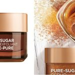 Muestra Gratis de L'Oreal Paris Smooth & Glow Pure-Sugar Scrub