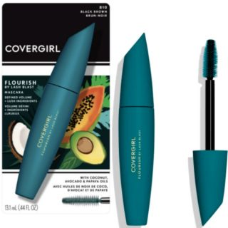 Mascaras CoverGirl Lash Blast Flourish