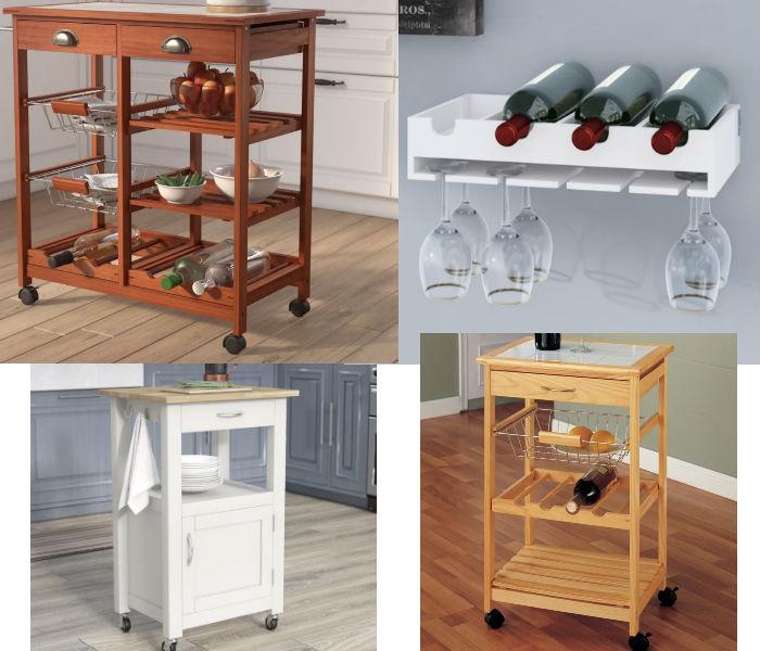 Muebles de almacenamiento para cocina hasta un 70% de descuento en ...