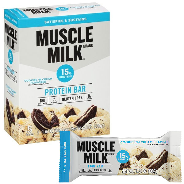 Muscle Milk Protein Bars