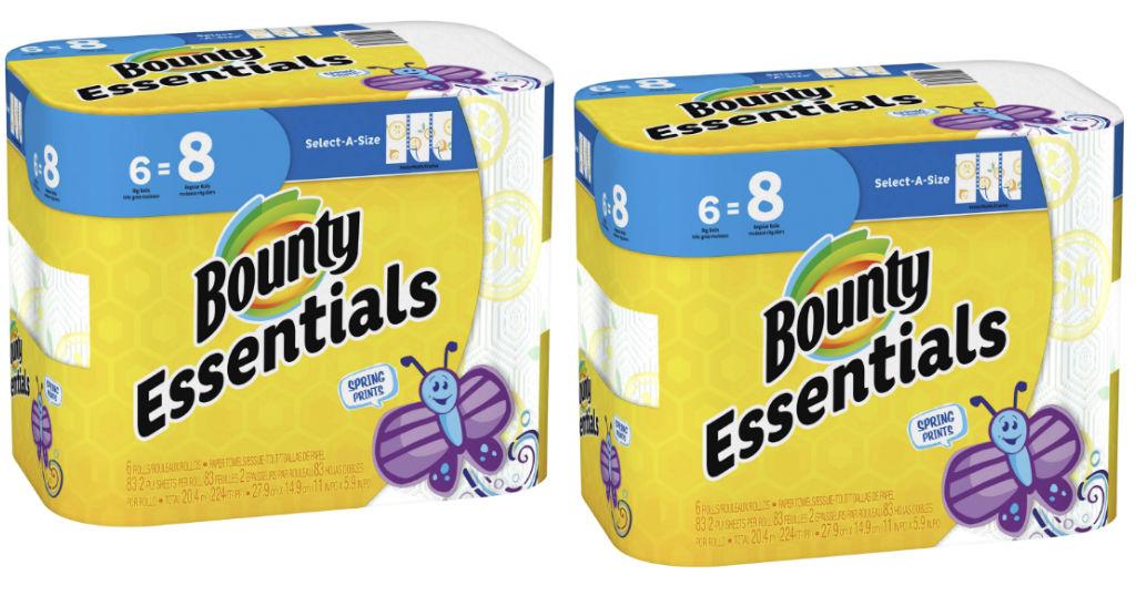 Papel Toalla Bounty Essentials
