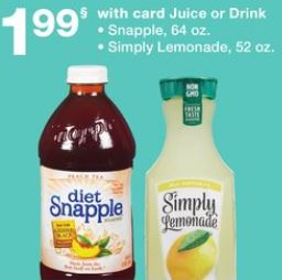 Simply Lemonade - Walgreens Ad 5-20-18