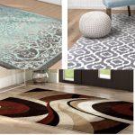 80% en alfombras de área