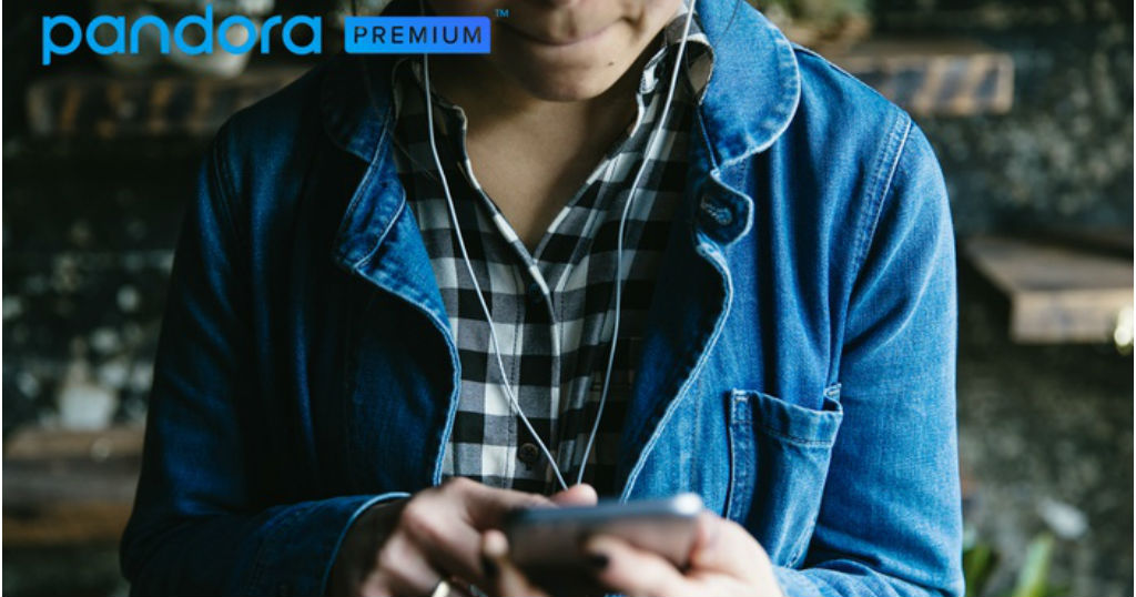 3 Meses GRATIS de Pandora Premium