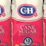 Azúcar C&H de 4 libras