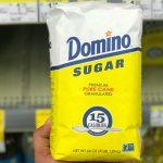 Azúcar Domino de 4 libras