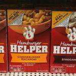 Betty Crocker Hamburger Helper