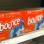 Bounce Dryer Sheets de 240 ct