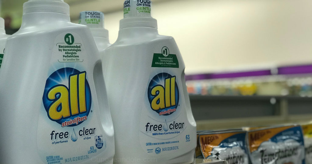 All Free & Clear de 94.5 oz