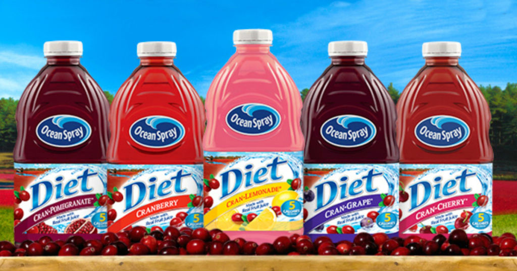 Jugo Ocean Spray de 64oz