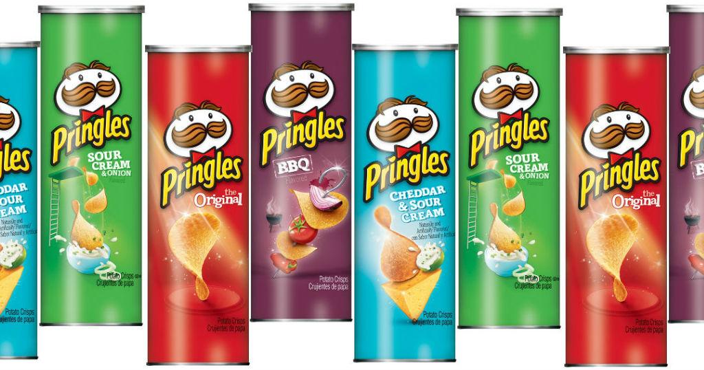 Papitas Pringles
