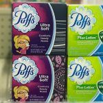 Puffs Facial Tissue de 48 ct