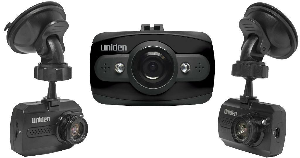 Uniden Dash Camera