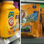 Empezando 1/20/19 — Detergentes Arm & Hammer SOLO $1.99 en Walgreens