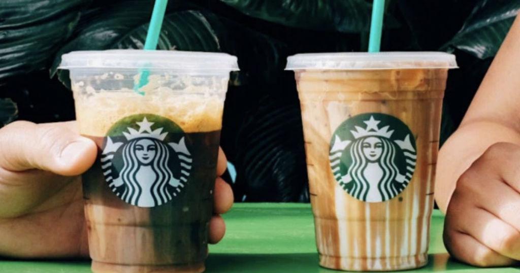 Starbucks: Compra 1 Grande Iced Beverage y obtén 1 GRATIS