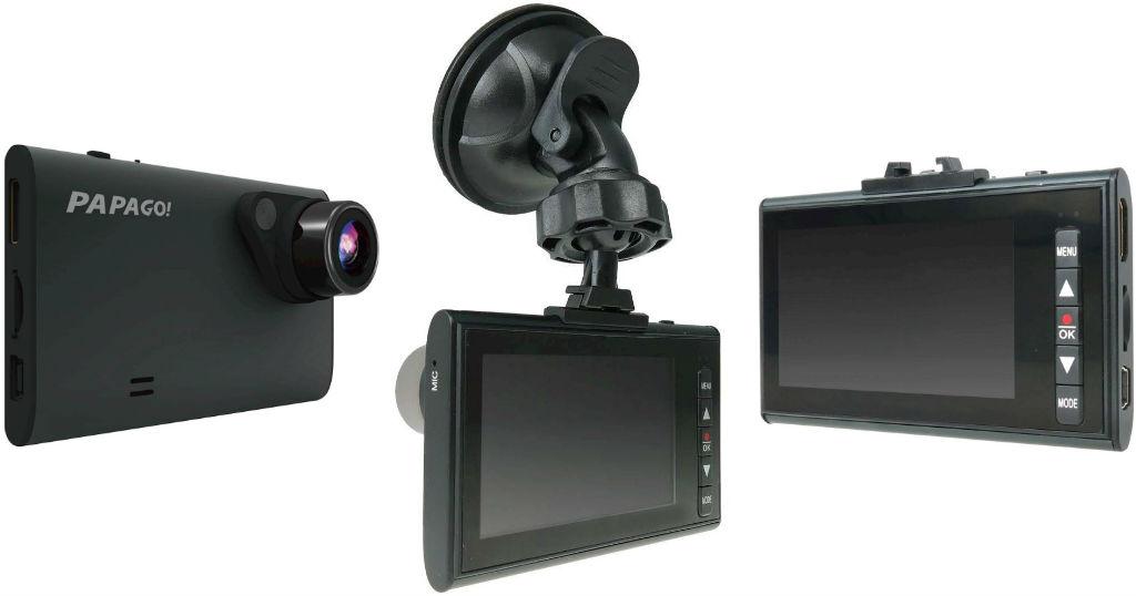 PAPAGO GoSafe Dash Camera