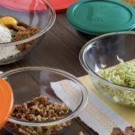 Pyrex 8-Pc Mixing Bowl Set