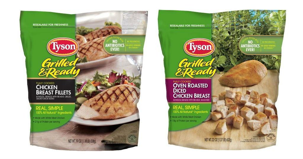 Tyson Grilled & Ready Chicken