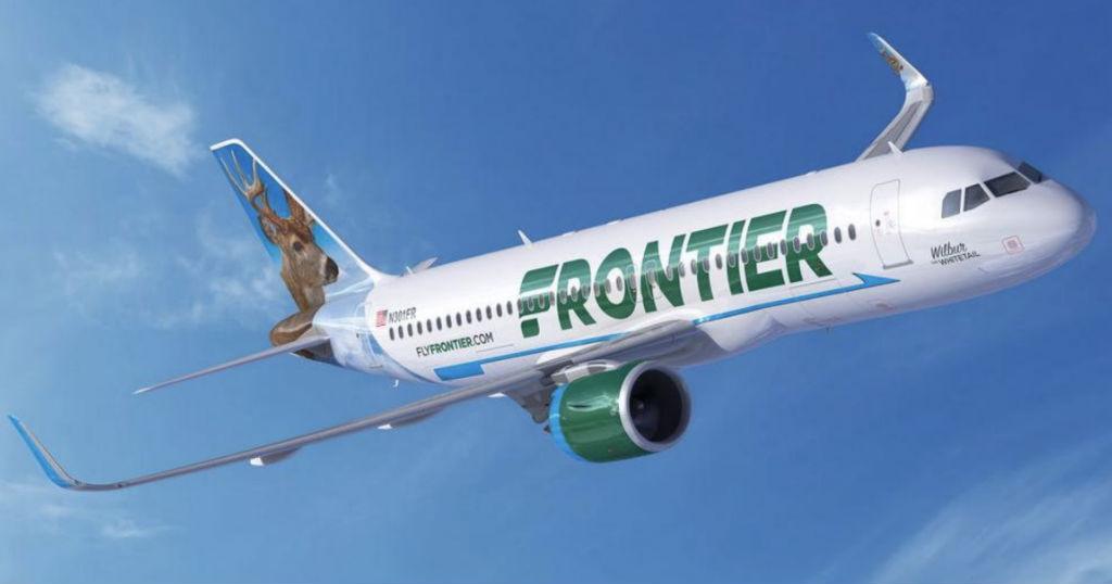 Frontier Airlines: Vuelos de ida solamente a solo $15