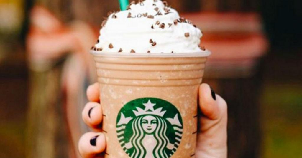 Grande Frappuccinos