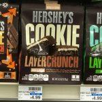 Hershey's Cookie Layer Crunch