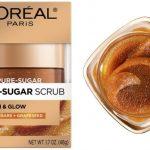 Muestra GRATIS de L'Oreal Pure-Sugar Grapeseed Scrub