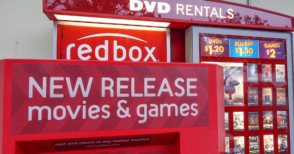 Redbox: $1.50 de descuento en un alquiler de DVD, Blu-ray o Juego