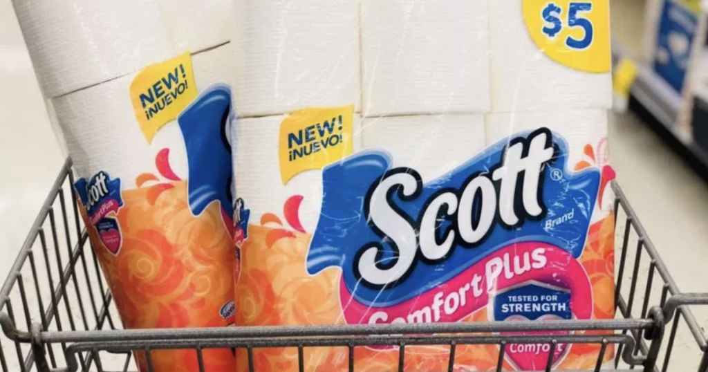 Scott Comfort Plus 12 rollos