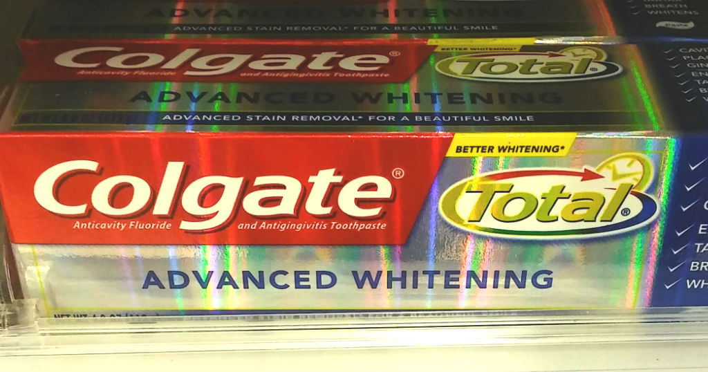 Pasta dental Colgate Total