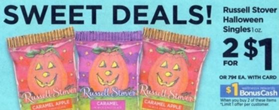Russell Stover - Rite Aid 9-2-18