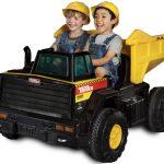Tonka Mighty Dump Truck 12-Volt Battery-Powered Ride-On