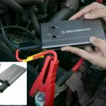 Cargador Portátil de Auto con Banco de alimentación USB
