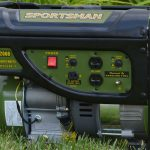 Generador Portátil Sportsman de Gasolina 2000W